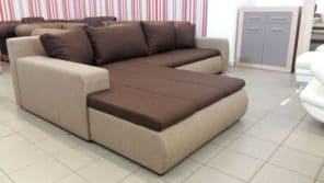 Kényelmes modern bútor