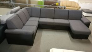 Klasszikusan elegáns kanapé