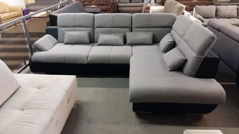 MULTI L alakú kanapé - Bokros Bútorház
