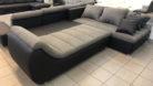 Rondó L alakú ágynak nyitható sarokkanapé