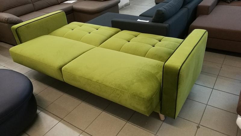 Kattanós kanapé, kényelmes ágya lehet vendégeinek