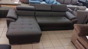Textilbőr elegáns kanapé