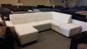 Letisztult modern kanapé