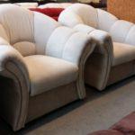 Többféle színben rendelhető fotel