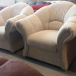 Íves vonalvezetésű, kényelmes HAVANNA fotel