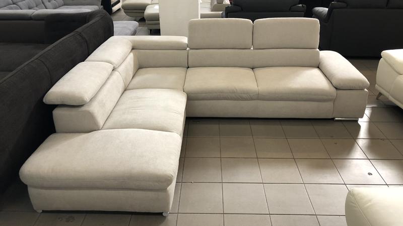 Alkatraz állítható fejtámlás kanapé