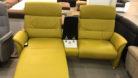 Morrison kanapé felnyitható, fa asztallal