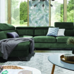 Asti nagy komfortos kanapé