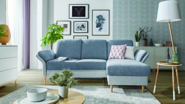 Barletta kanapé L alakban