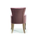 Dorotea legyezőtámlás fotel