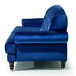 Lamezia design karfás kanapé
