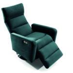 Osti relax fotel varrott üléssel