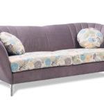 Vittorio kanapé díszpárnákkal