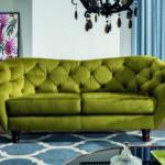 Wenecja kagyló íves kanapé
